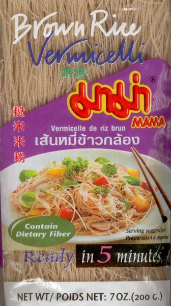 MAMA BROWN RICE VERMICELLI