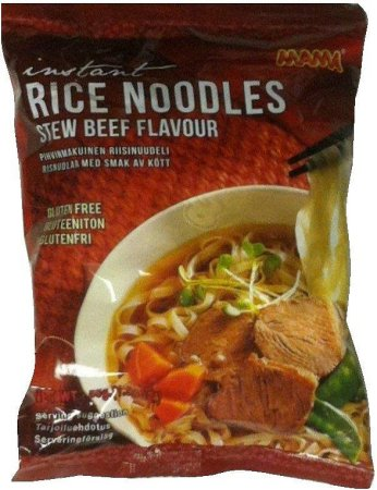 MAMA INSTANT RICE NOODLES STEW BEEF FLAVOUR