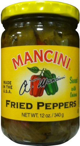 MANCINI FRIED PEPPERS SWEET WITH ONIONS