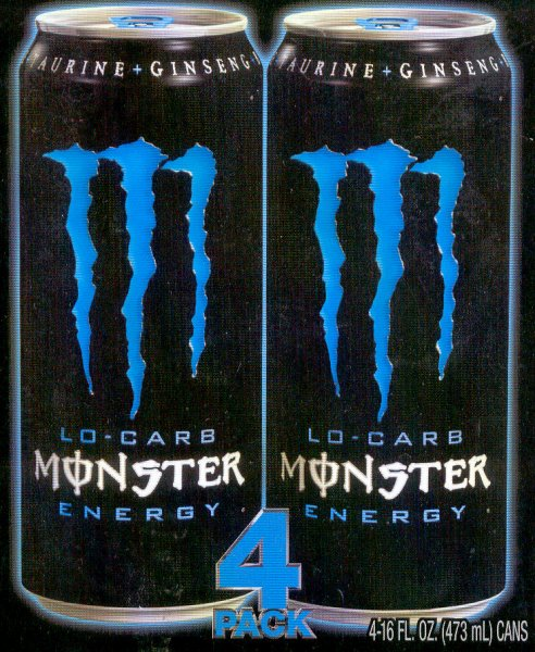 MONSTER ENERGY LO-CARB