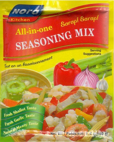 NORA KITCHEN ALL-IN-ONE SEASONING MIX