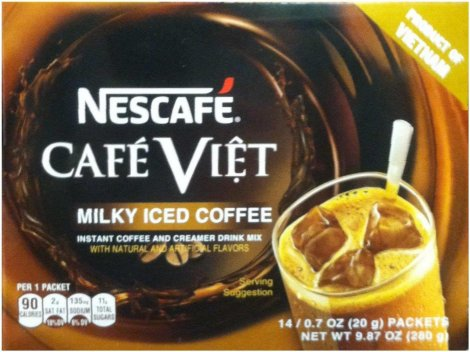NESCAFE CAFE VIET MILKY ICED COFFEE