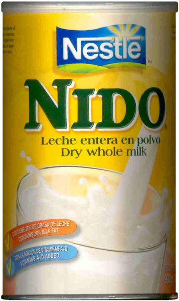 NIDO DRY WHOLE MILK