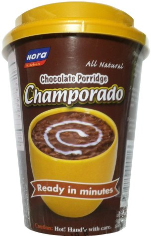 NORA CHOCOLATE RICE PORRIDGE CHAMPORADO