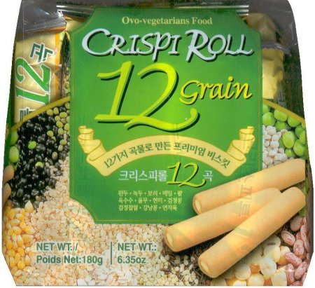 12 GRAIN CRISPI ROLL SNACK