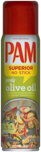 PAM OLIVE OIL NO-STICK COOKING SPRAY