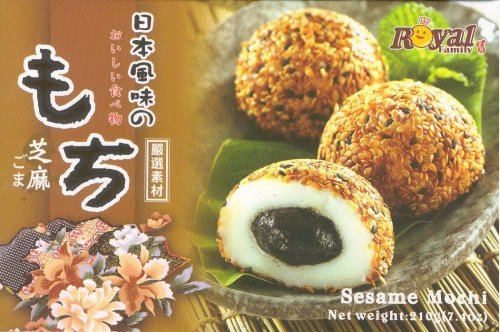 ROYAL FAMILY SESAME MOCHI