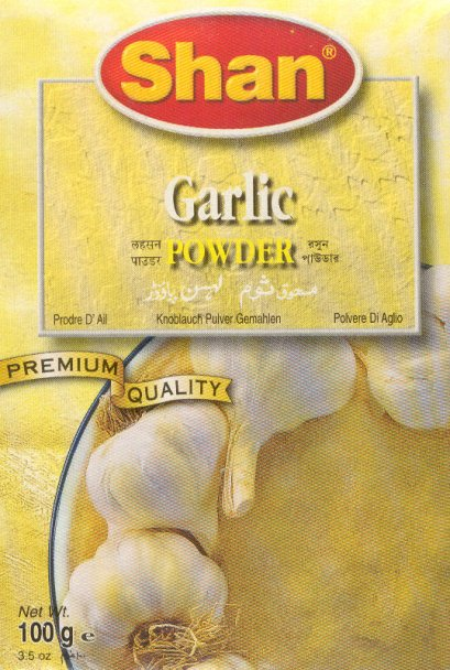 SHAN FOODS GARLIC POWDER