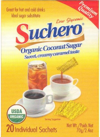 SUCHERO ORGANIC COCONUT SUGAR