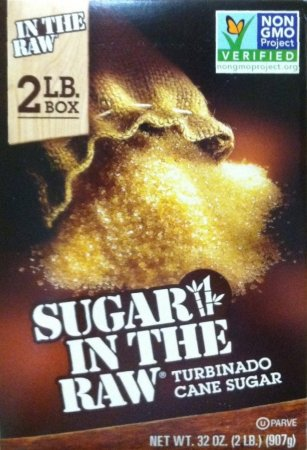 SUGAR IN THE RAW TURBINADO CANE SUGAR