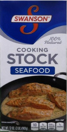 SWANSON SEAFOOD COOKING STOCK