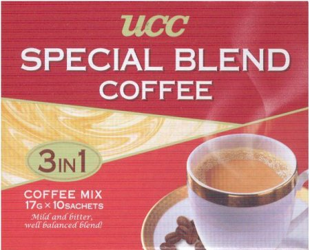UCC SPECIAL BLEND COFFEE MIX