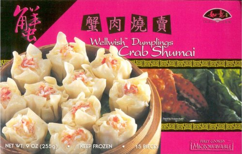 WELLWISH DUMPLINGS CRAB SHUMAI