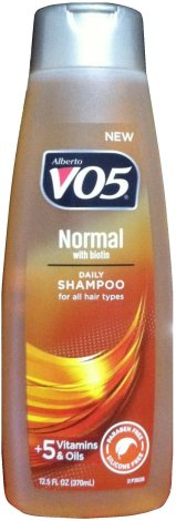 ALBERTO VO5 NORMAL WITH BIOTIN DAILY SHAMPOO