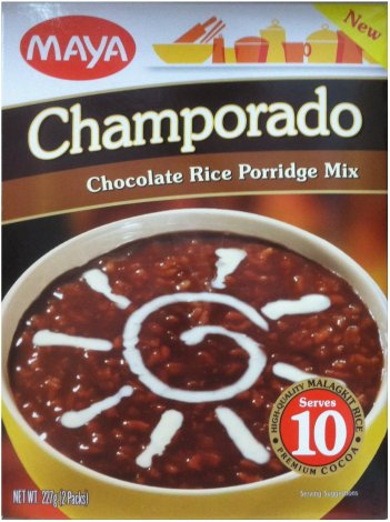 MAYA CHAMPORADO CHOCOLATE RICE PORRIDGE MIX
