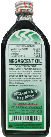 MEGASCENT OIL