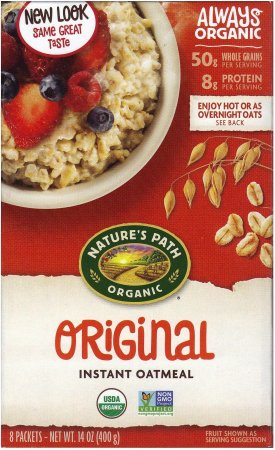 NATURE'S PATH ORIGINAL OATMEAL
