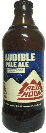 REDHOOK AUDIBLE PALE ALE